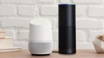 assistenti virtuali a confronto: amazon echo e google home