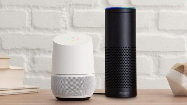 assistenti virtuali a confronto: amazon echo e google home