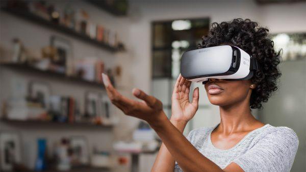 visori di realtà virtuale samsung gear hero