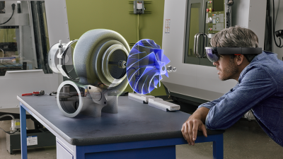 mixed reality on microsoft hololens