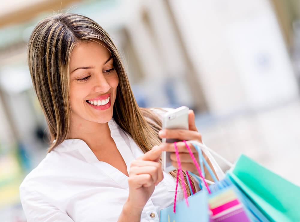 conversational commerce via mobile