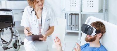 La realtà virtuale a supporto dei pazienti