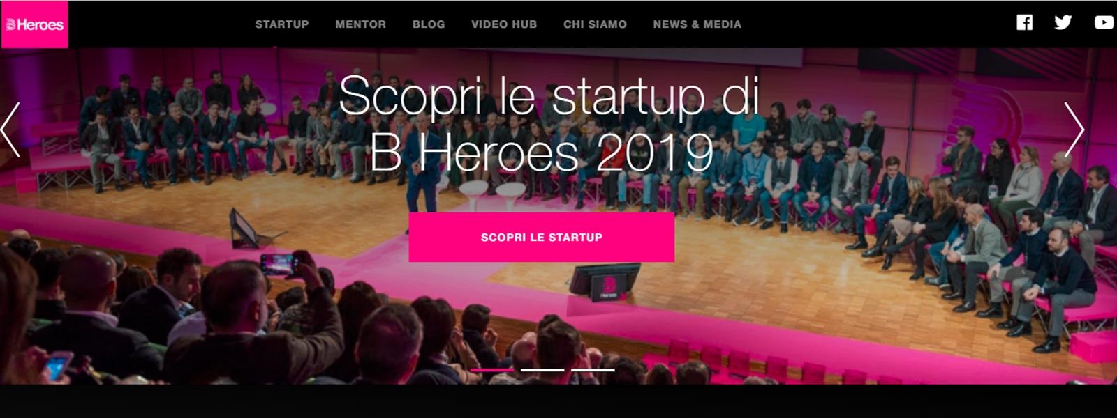 B Heroes Vidiemme azienda consulenza tecnologica