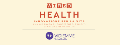 Vidiemme a Wired Health 2019